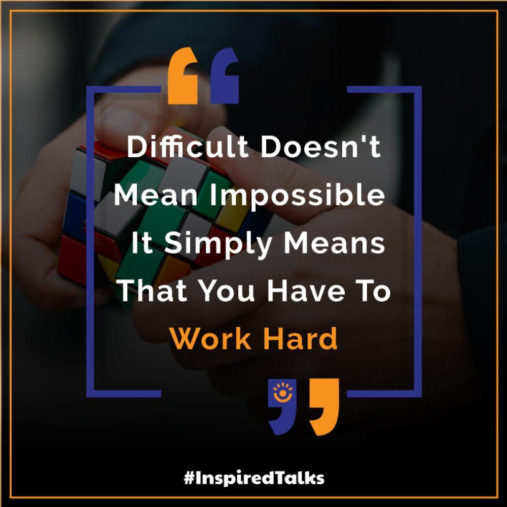 Work Inspiration #39